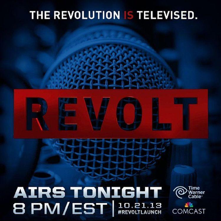 TODAY WE MAKE HISTORY. Revoltlaunch
