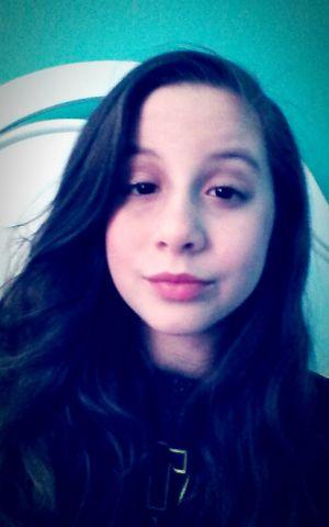 My friend taking a selfie of her makeup Makeup Starwarsshirt Beauty Friend Makeup ♥ Selfie ✌