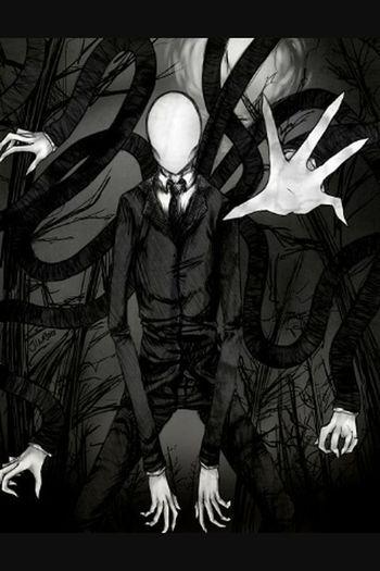 Slenderman 😍 Creepypasta 🙌