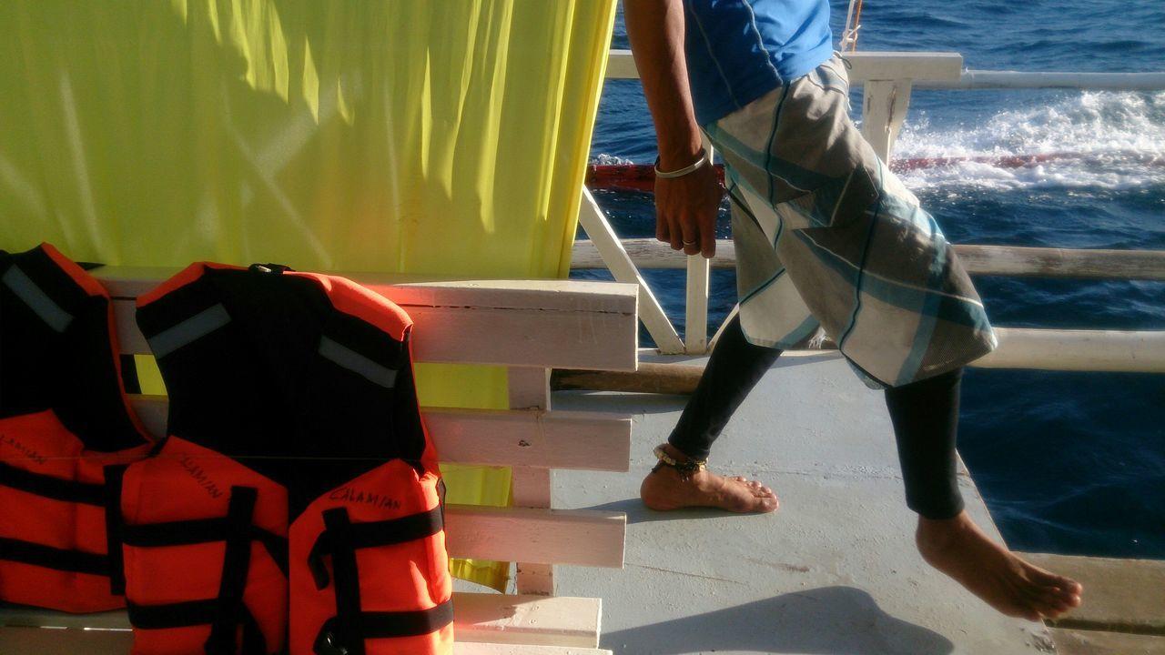Beautiful stock photos of sailing, Boat, Day, Human Body Part, Human Foot