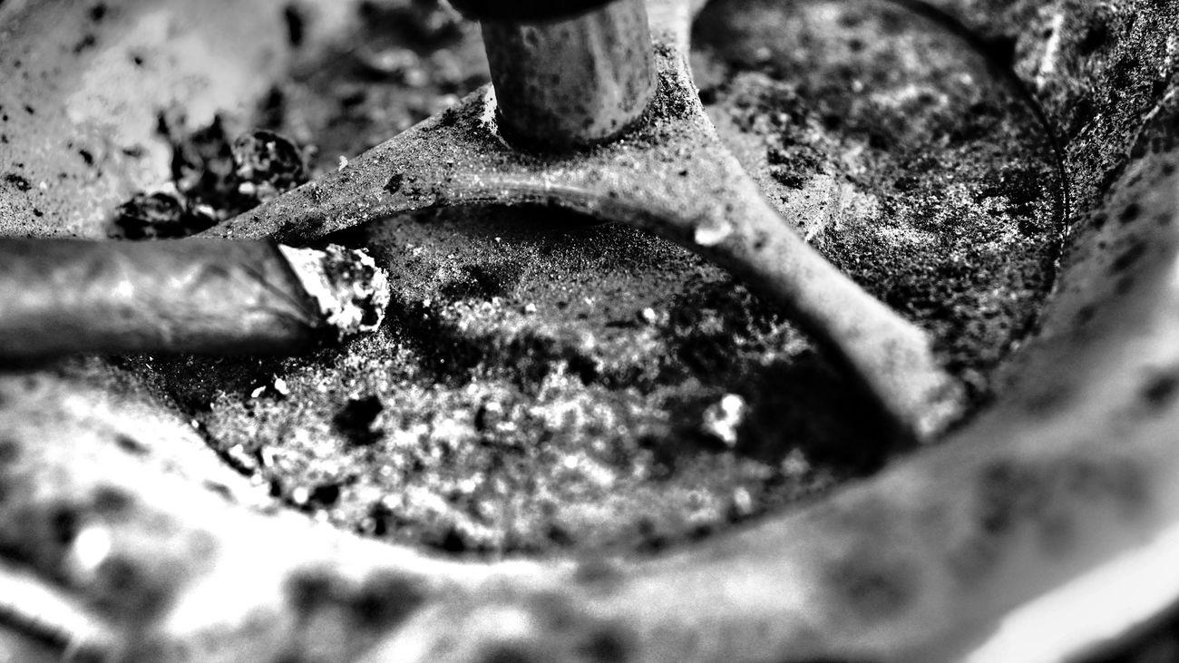 Ashtray  Ashes Smoking Cigarillos Cigars Still Life StillLifePhotography Black And White Black & White Lovetotakepics Close-up Focused