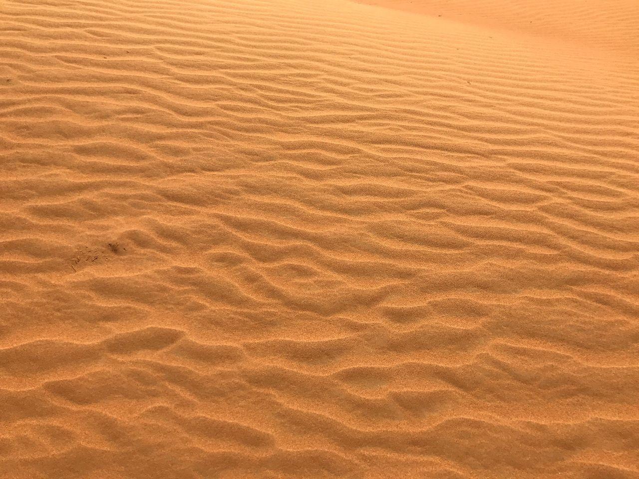 Sand Sand Dune Backgrounds Nature Desert Tranquility Wave Pattern Beauty In Nature UAE UAE , Dubai Uae #dubai #sharjah #ajman #rak #fujairah #alain #abudhabi #ummalquwain #instagood #instamood #instalike #mydubai #myuae #dubaigems #emirates #dxb #myabudhabi #shj #insharjah #qatar Oman Bahrain Kuwait Ksa [ Dessert Desert Scenics Rippled Arid Climate Brown Environment No People Tranquil Scene Full Frame Outdoors Landscape Beach Track - Imprint