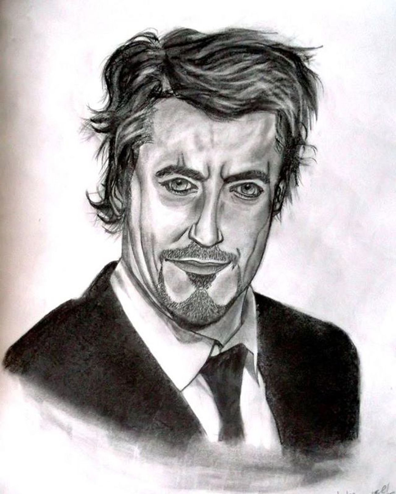 MY FAVOURITE ACTOR! Robertdowneyjr RobertDowney Ironman Avengers Billionare Philanthropist Genius Stud Handsome Official Suit Suitandtie Goatie Pencil Pencilsketch Inktober The_enchanted_art Shading  Passion Hobby Coverarts Imagination Dedication WORKHARD Cars girls hot