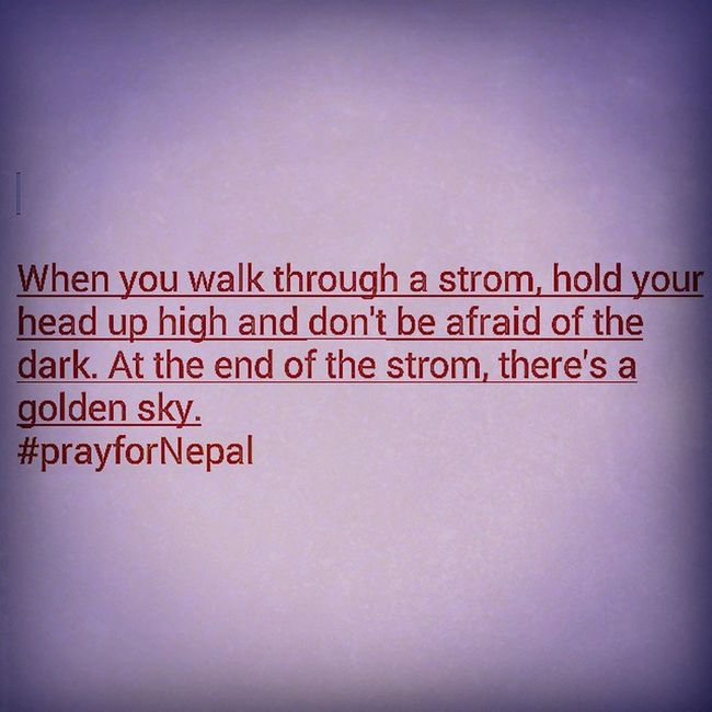 Earthquakeinnepal PrayforNepal Stayalertandsafenepal