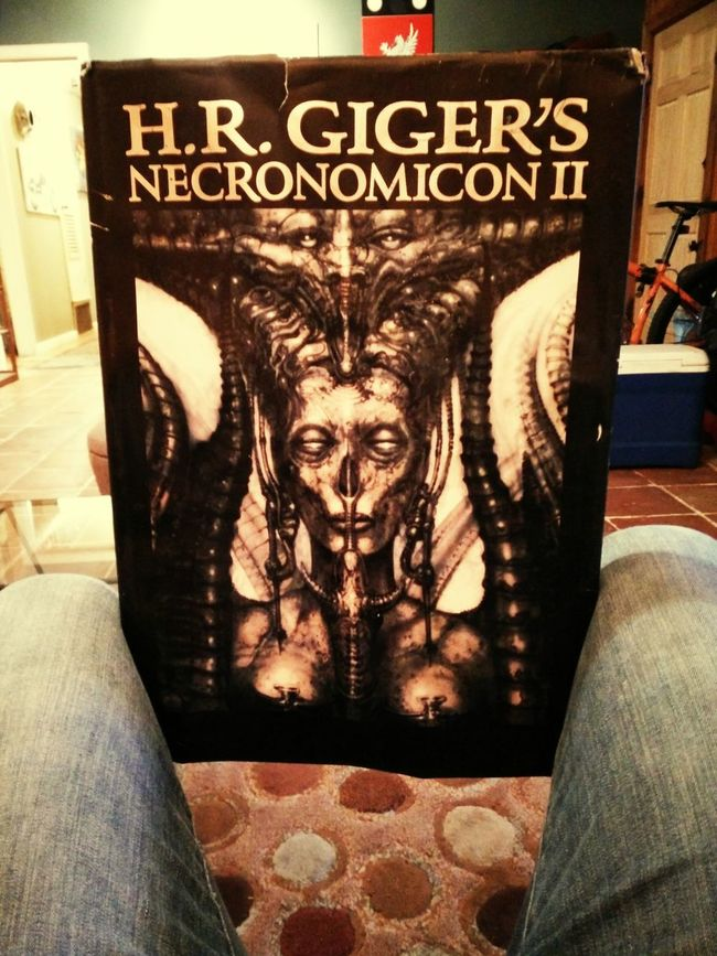Necronomicon Texas