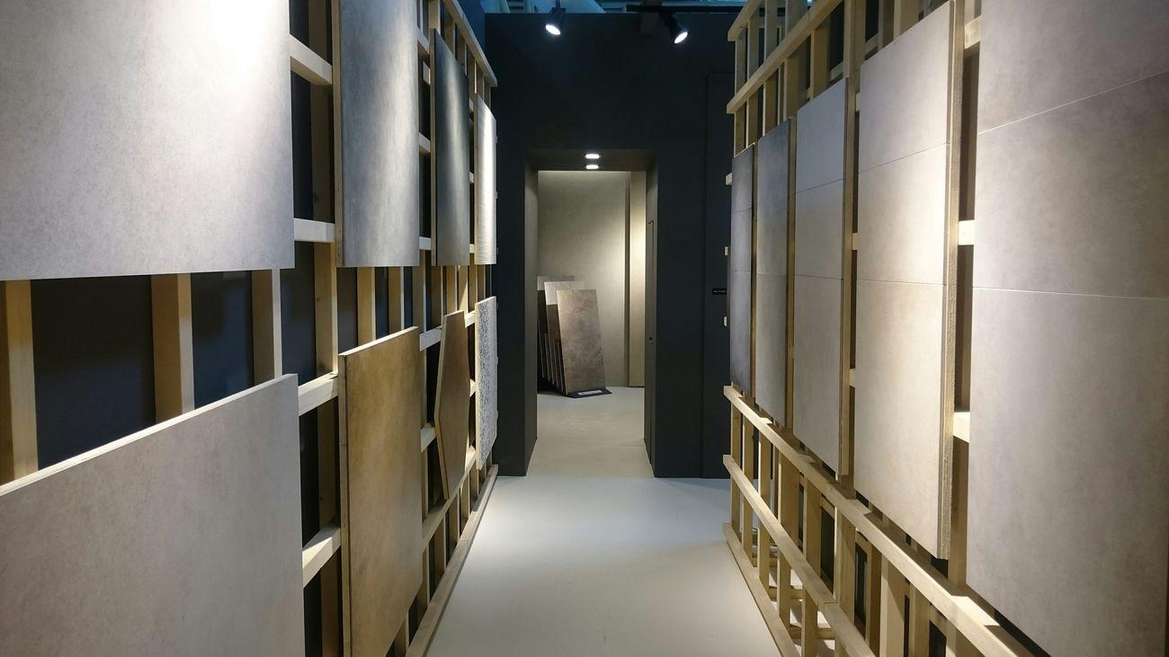 SIL Ceramiche Interior Design Cersaie2015