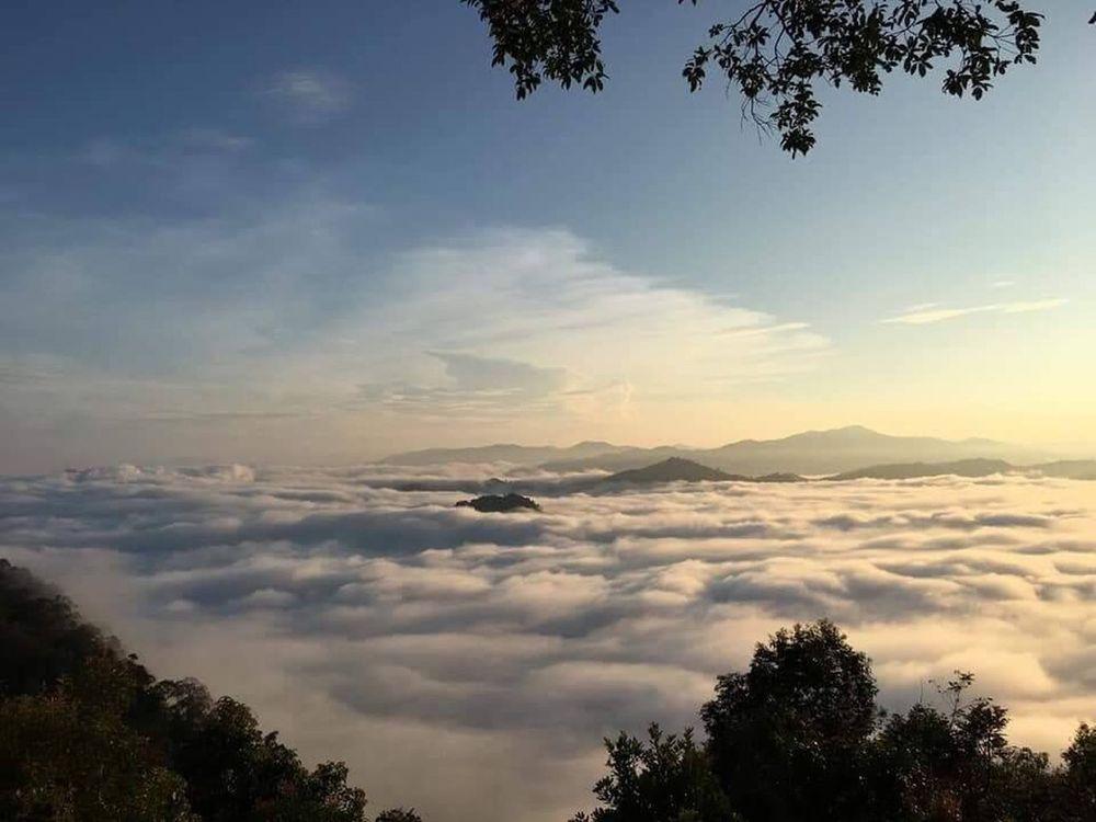 Awan pagi Awanbiru Awan Cloud - Sky Clouds And Sky Clouds