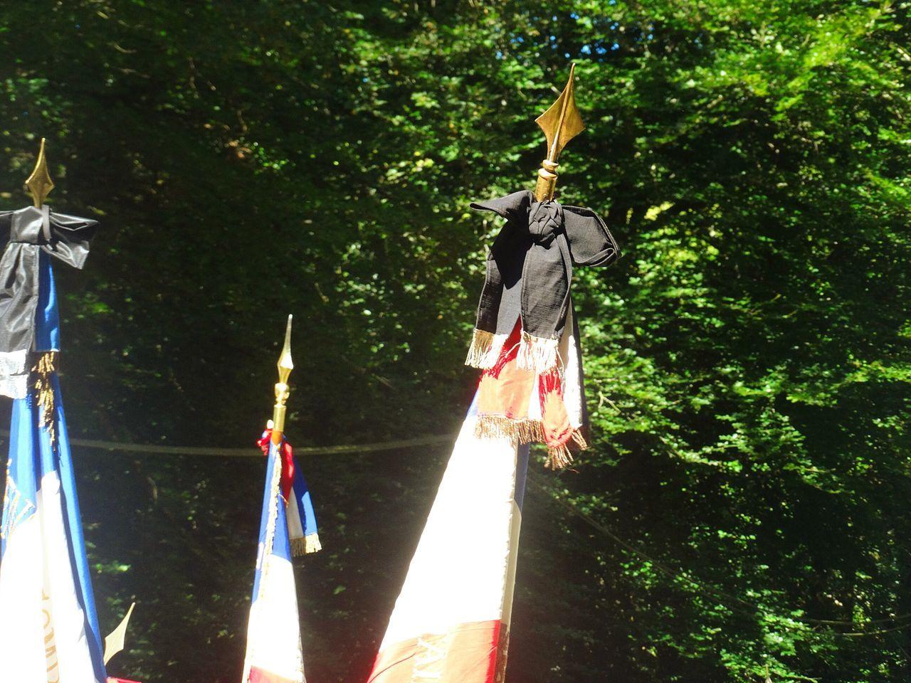 Vive La France! France French French Flag Flag Mourning Aftermath Black Black Ribbon Nation national pride
