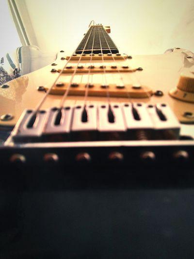 guitarra, la consentida de manolo. Guitarrist First Eyeem Photo