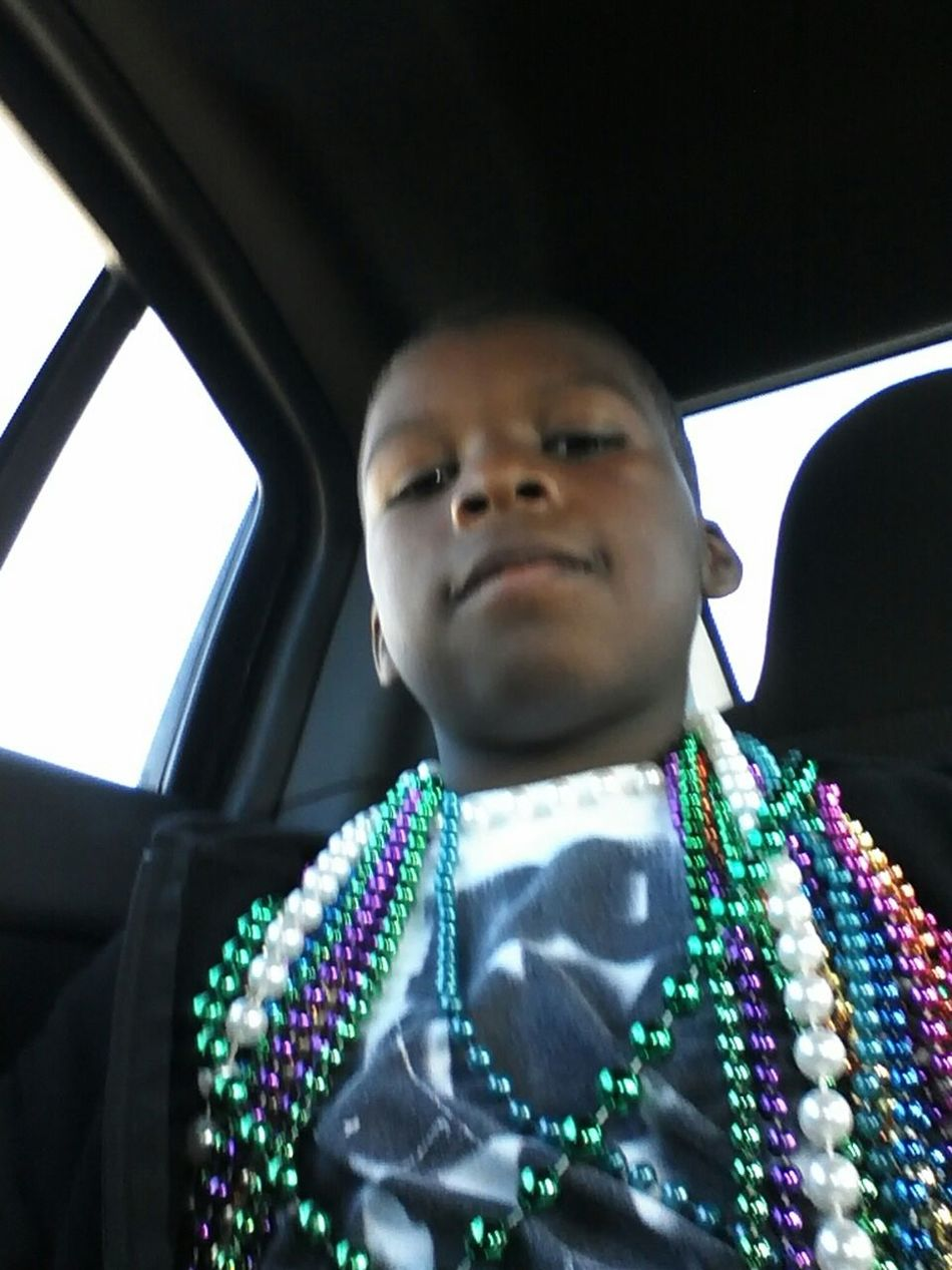 just came from parade
