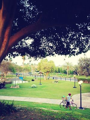 Hanging out at Dhahran Hills Park by Roua