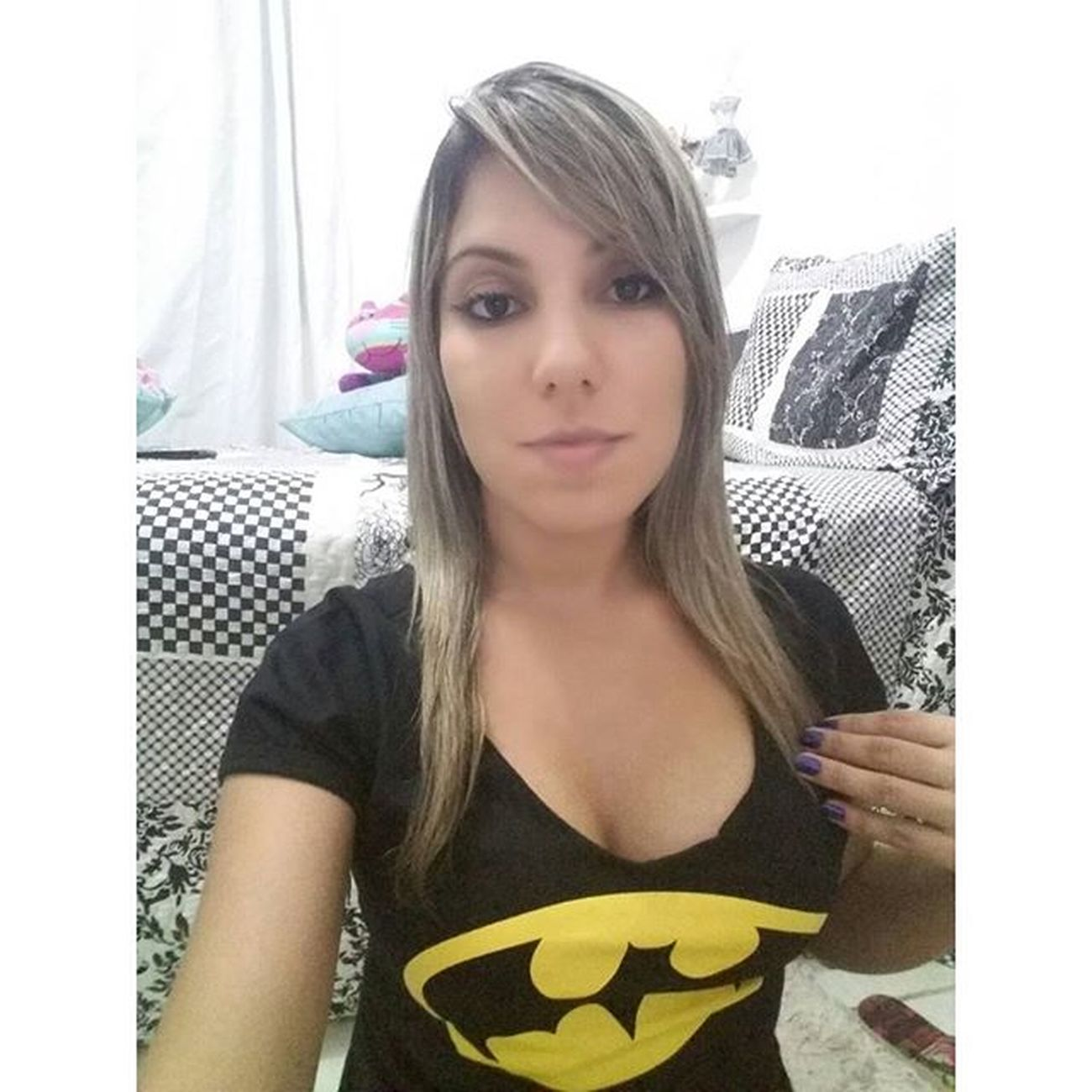 Apenax Boanoite Batgirl Nerdgirl Rockgirl Superhero Geekgirl Batwoman ILoveSuperHeroShirts
