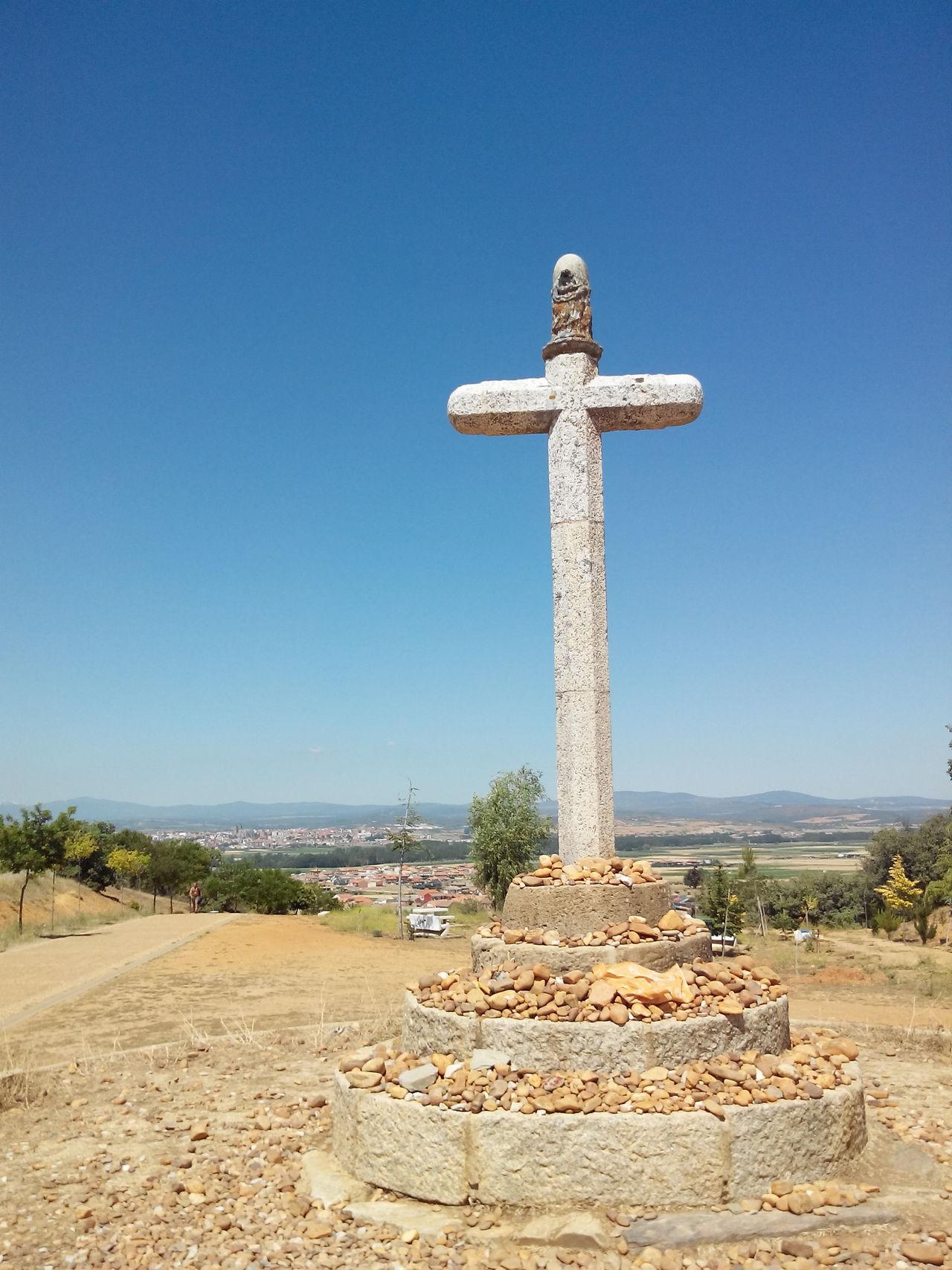 Camino CaminodeSantiago Cross El Camino De Santiago Himmel Jakobsweg Kreuz  Pilgern Pilgrimage Sky Way Of Saint James