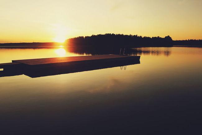 Midsummer nights. Finland Natute Landscape Enjoying Life Scandinavia Travel, Holidays Night