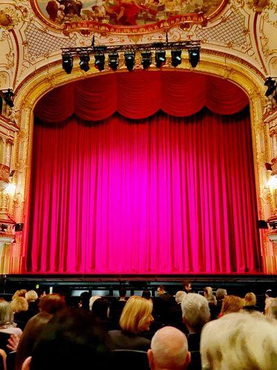 Schwanensee Ballett Opernhaus Zürich Enjoying Life