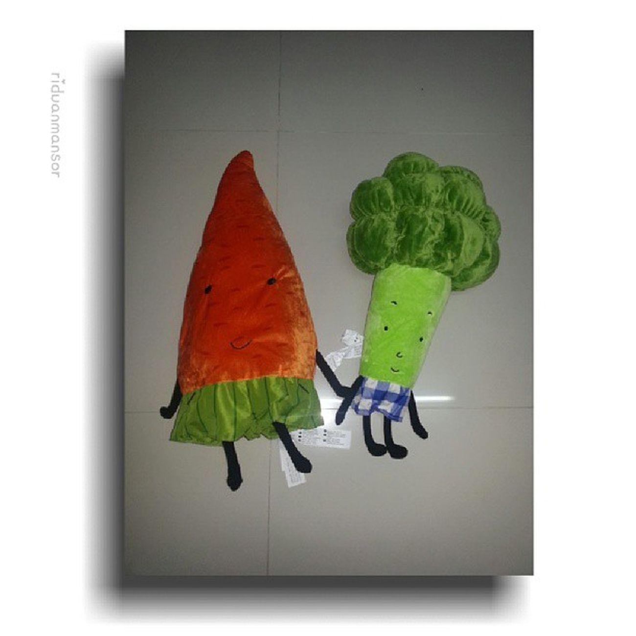 boboi & kakak punye.. Carrot Bantal_busuk