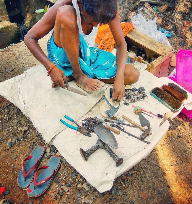 The Shoemaker