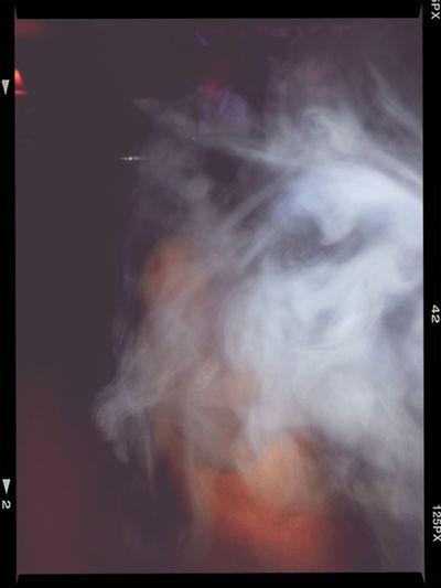 Hookah Smoke Shot