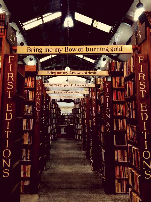 The ever beautiful Barter Books in Alnwick. Books Exploring Reading First Eyeem Photo