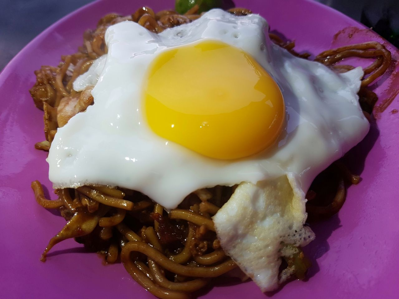 egg, food, food and drink, egg yolk, no people, freshness, close-up, plate, fried egg, indoors, yellow, healthy eating, ready-to-eat, day