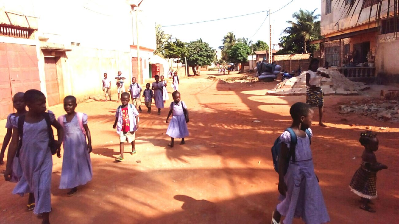 School Uniforms Around The World Team228 Togo Afrigraphy @afrigraphy First Eyeem Photo