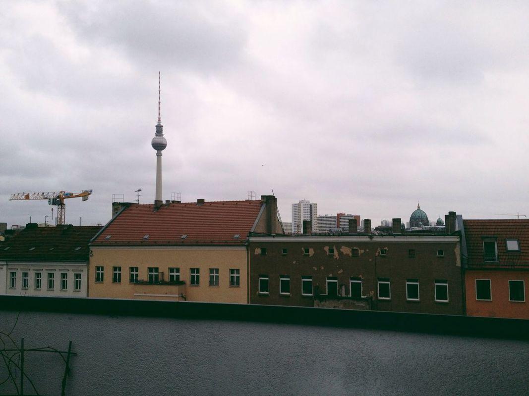 Funkturm by Flo Meissner
