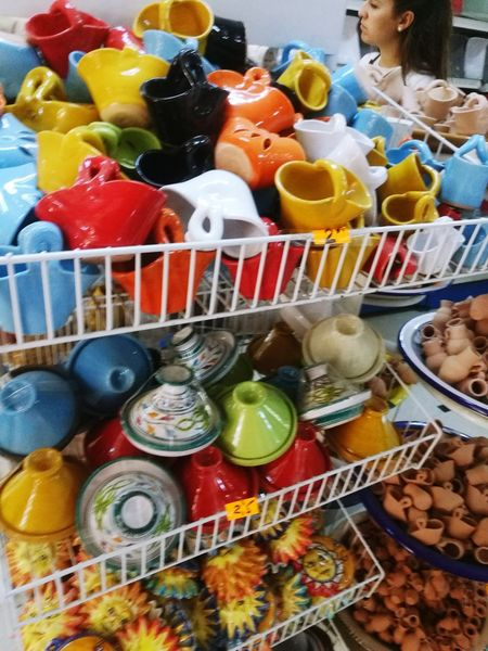 High Angle View Multi Colored Choice No People Tunisia❤ Tunisia <3 Hammamet Túnez Nabeul Hammamet North Hammamet Jasmine Hammamet Sud Nabeul Tunisia Food And Drink Day Variation Large Group Of Objects Indoors  Food Sweet Food Freshness Close-up
