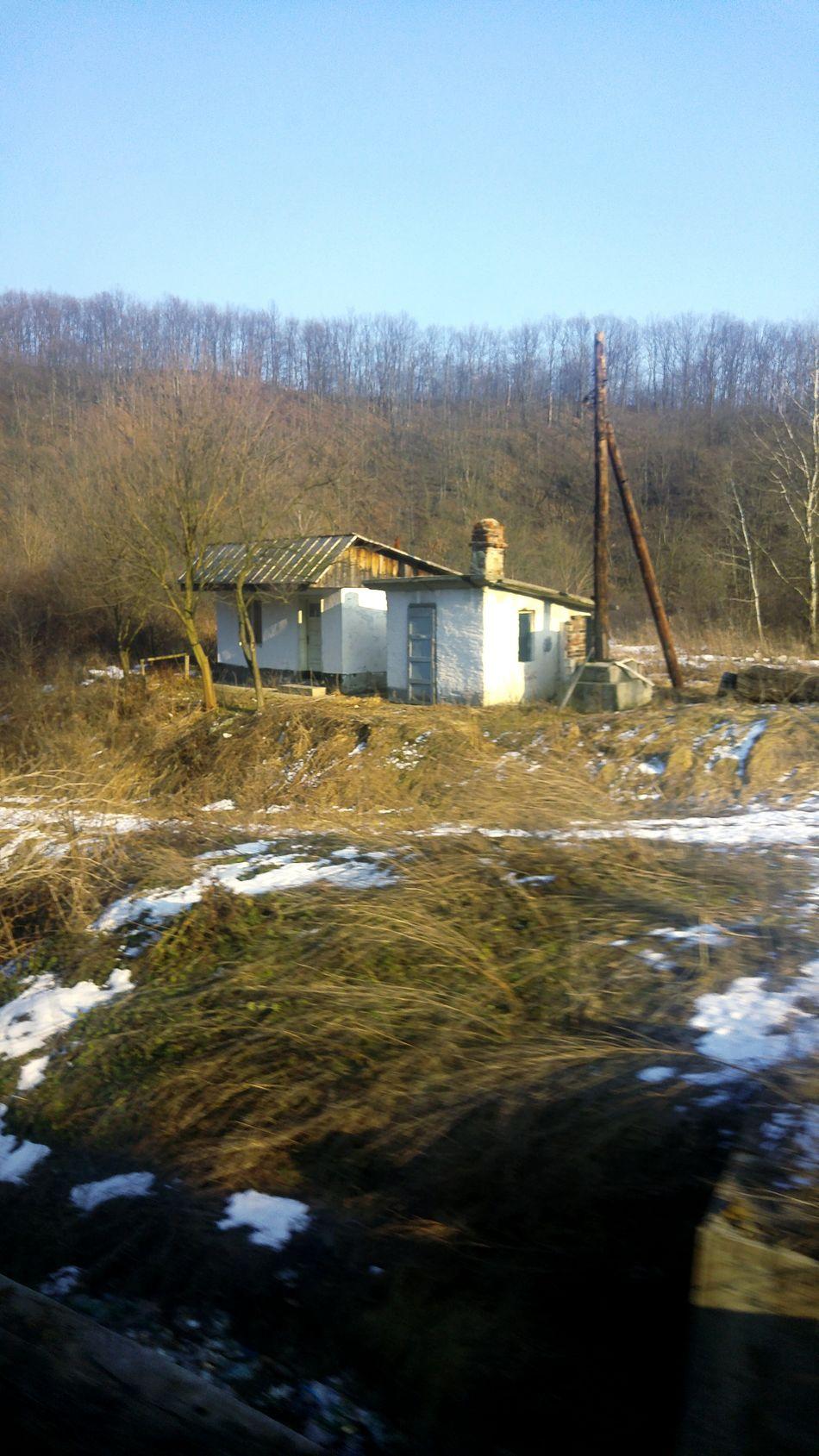 Built Structure Old House Oldandforgotten