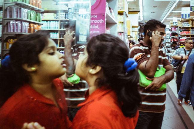 Things I Like Street Streetphotography Streetphoto_color Mirror Reflection Singapore Mustafa Sg Cmmaung Cmmaung.me