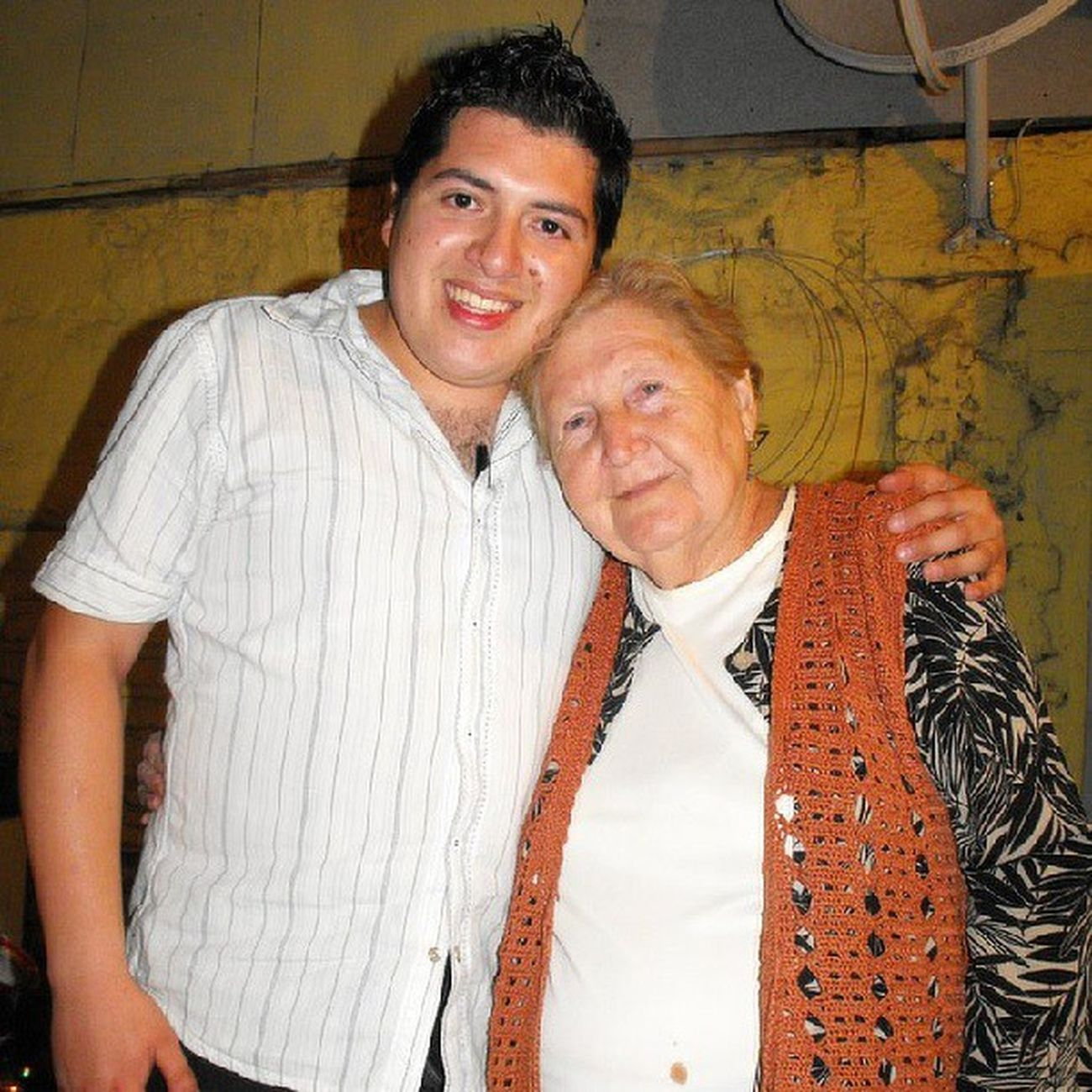 Con mi Welita de Conchali
