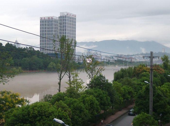 美丽广元我的家(rain and fog) Beautiful Nature