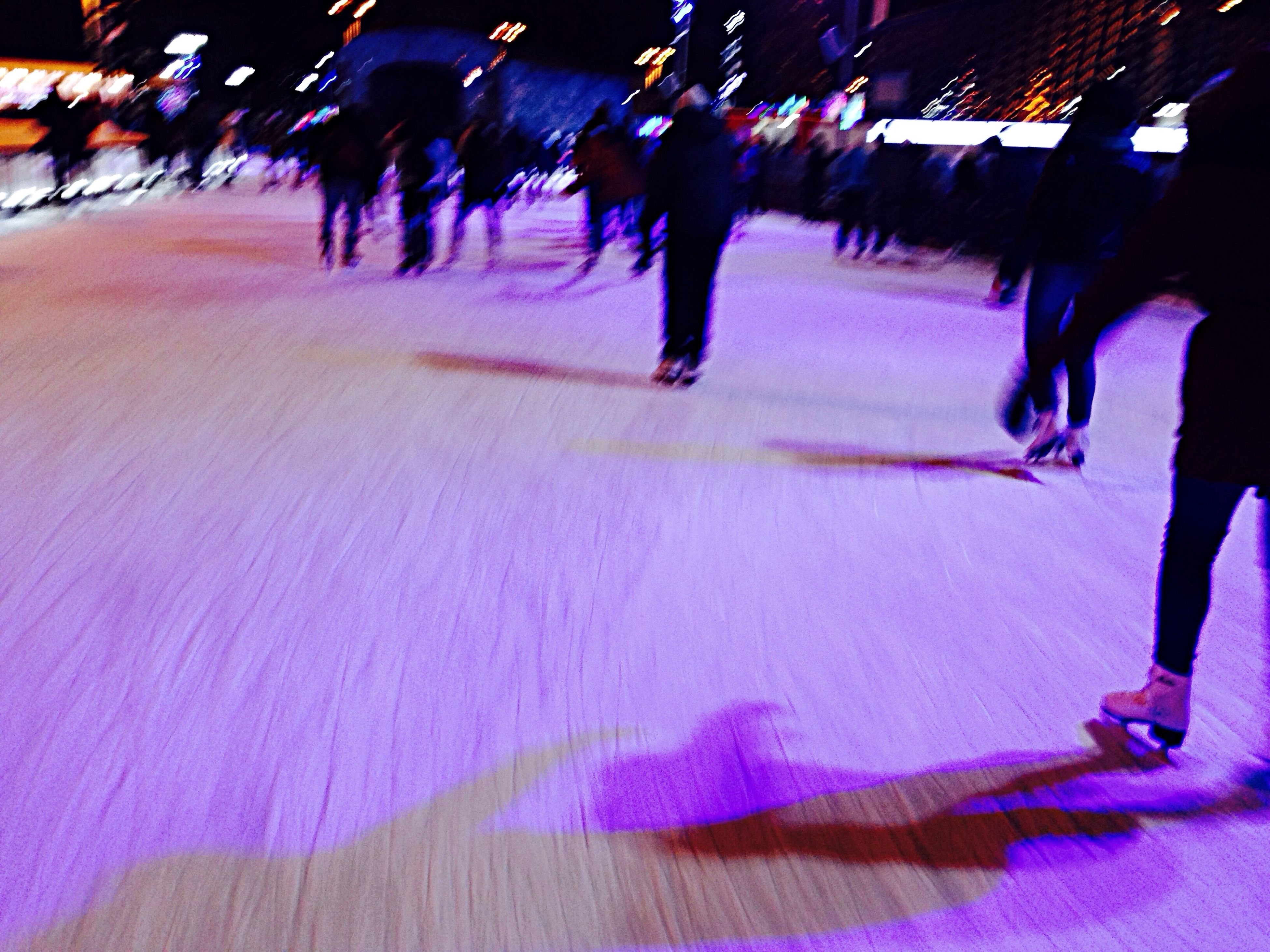 lifestyles, men, large group of people, person, leisure activity, walking, illuminated, night, city life, low section, medium group of people, street, group of people, shadow, silhouette, blurred motion, togetherness, indoors