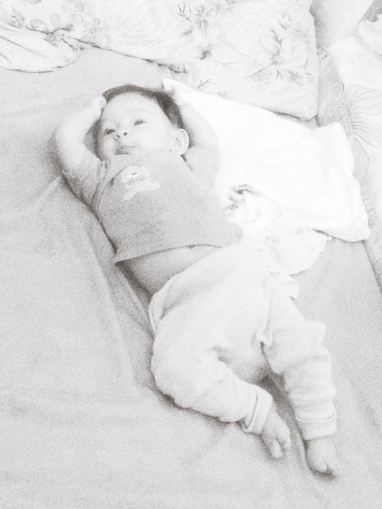 Baby Ana Baby Babygirl Waking Up WakingUp Awakening Awake Baby ❤ First Eyeem Photo