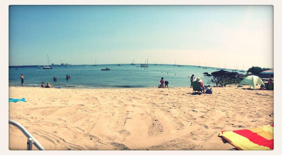 niantic beach