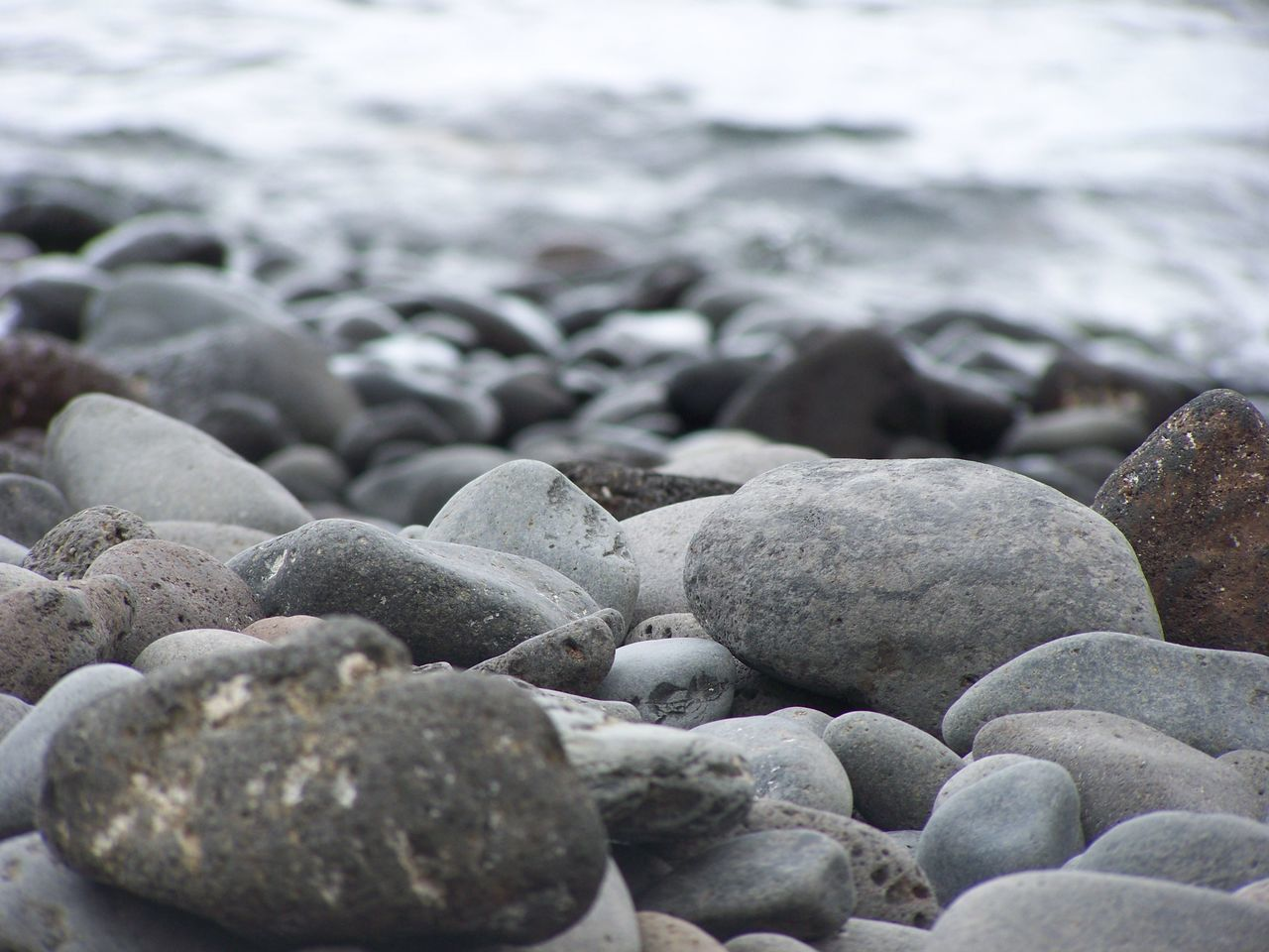 Beach Beauty In Nature Close-up Day Nature No People Outdoors Pebble Pebble Beach Pebble Beach Pebbles Shore Stones Stones & Water Stones And Pebbles Water The Great Outdoors - 2017 EyeEm Awards
