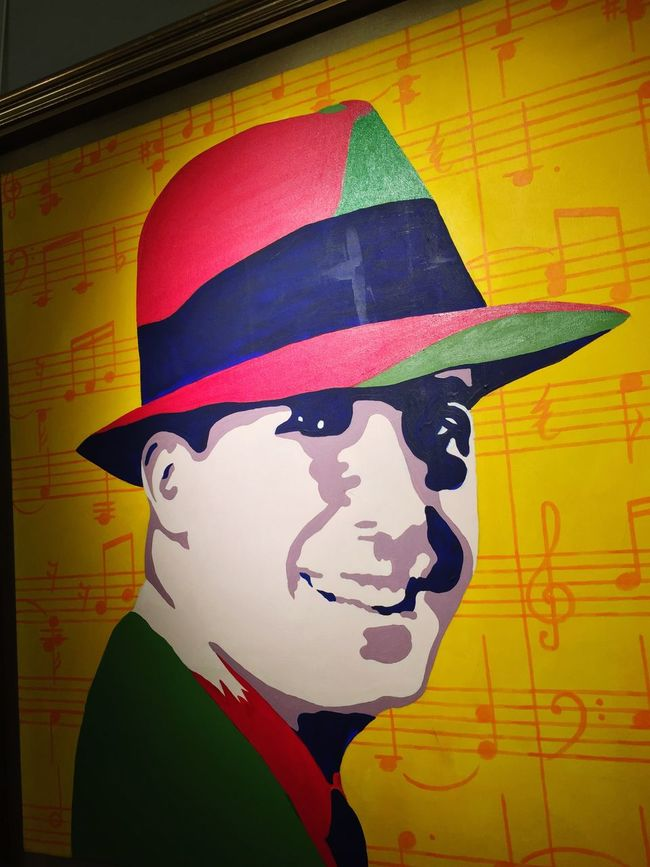 Carlos Gardel Gardel Art Art And Craft Creativity Human Representation Graffiti Mask - Disguise Close-up Leisure Activity Lifestyles Multi Colored Face Disguise Human Face Night Young Adult Person
