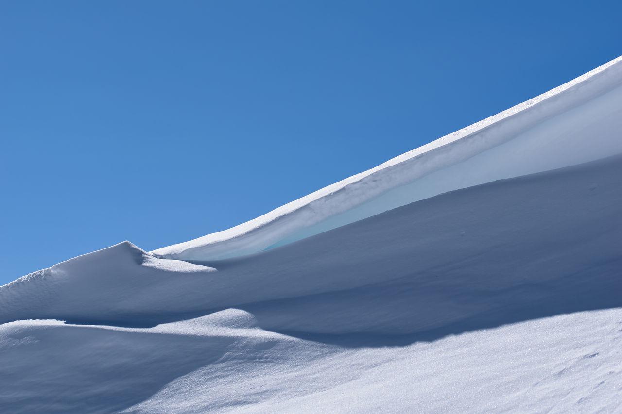 Blue Winter Nature Snow Sky Snow❄⛄ Snowscape Snow Covered Nebelhorn Alpen Alps Winter Beauty In Nature EyeEm Gallery Nikonphotography The Great Outdoors - 2017 EyeEm Awards