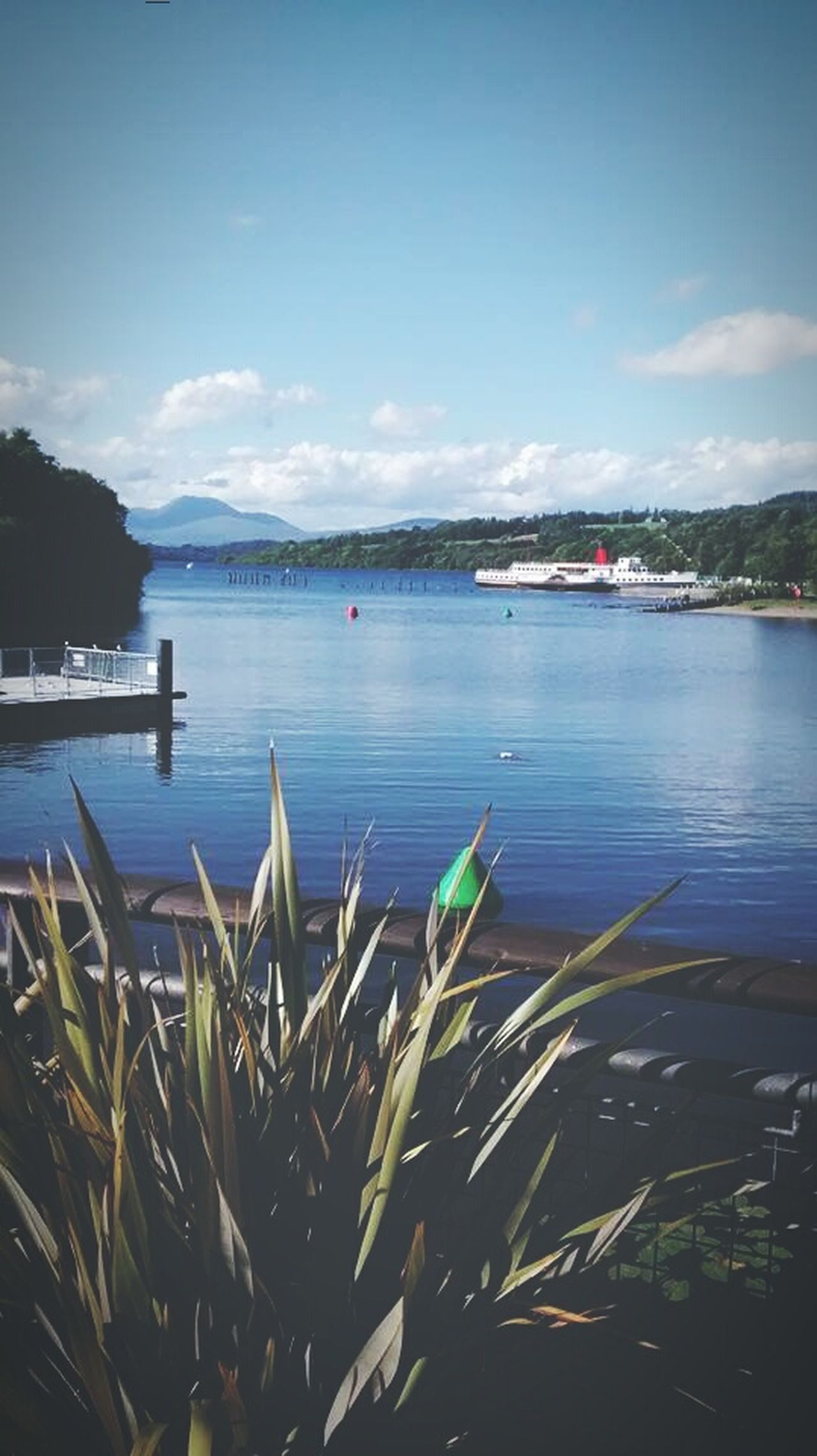 Loch Lomond. LochLomond Scotland Loch  Scenery Hill EyeEm Getty Collection