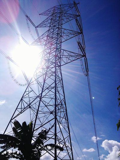 Tower Walking Around Enjoying The Sun Nokiaxlshot