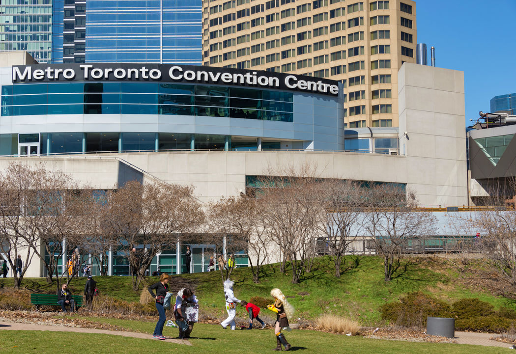 Toronto Metro Convention Centre. The landmark hosts the most important exhibitions in Toronto city and is visited by thousands of tourist every year Architecture Building Exterior Built Structure Center Centre City City Life Convention Leisure Activity Metro Metro Convention Center Modern Ontario Ontario, Canada Shop Shopping Sightseeing Sign Symbol Toronto Toronto Canada Tourism Travel Urban Walking