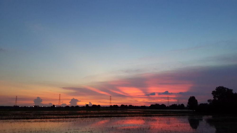 Sunset Nofilter