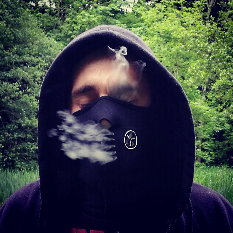 Smoke effect through mask Smoke Into The Woods Exploring Fresh On Eyeem  That's Me Enjoying Life Nature WoodLand Edinburgh Scotland Relaxing Bit Of Fun