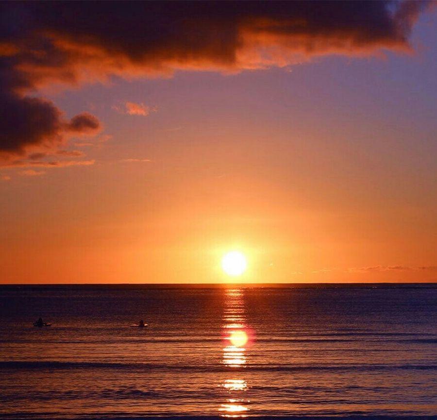Sunset Cloud And Sky Popular Nature Happy week dear friends♥♥