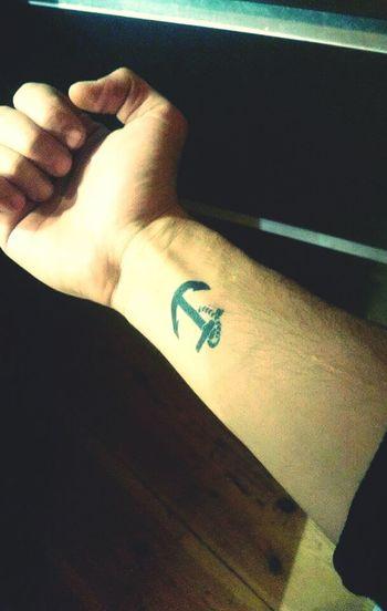 Tattoo Ancre Marine Stability