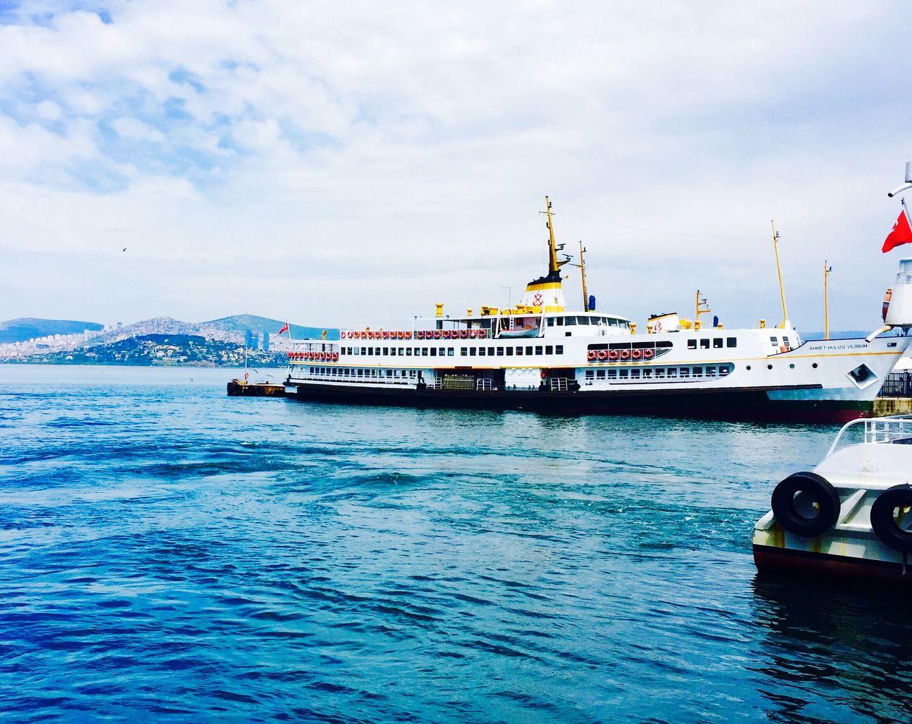 Ferryboat Boat Prinkipo Mobile Photography Mobilephotography IPhoneography Büyükada Sehirhatlari şehirhatlarıvapuru Vapur
