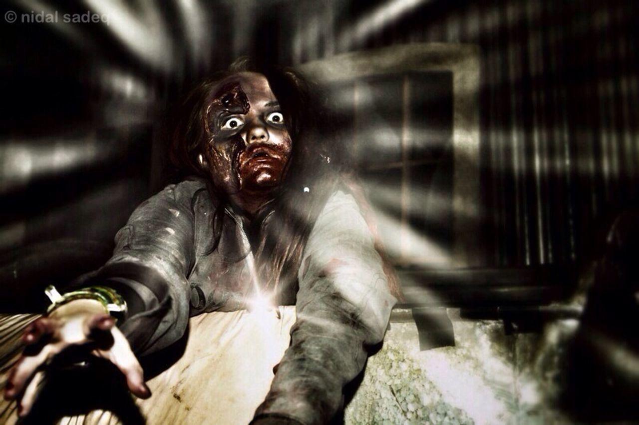 inside THE WALKING DEAD maze ... In Trouble EyeEm Best Shots Shootermag Mission Mystery