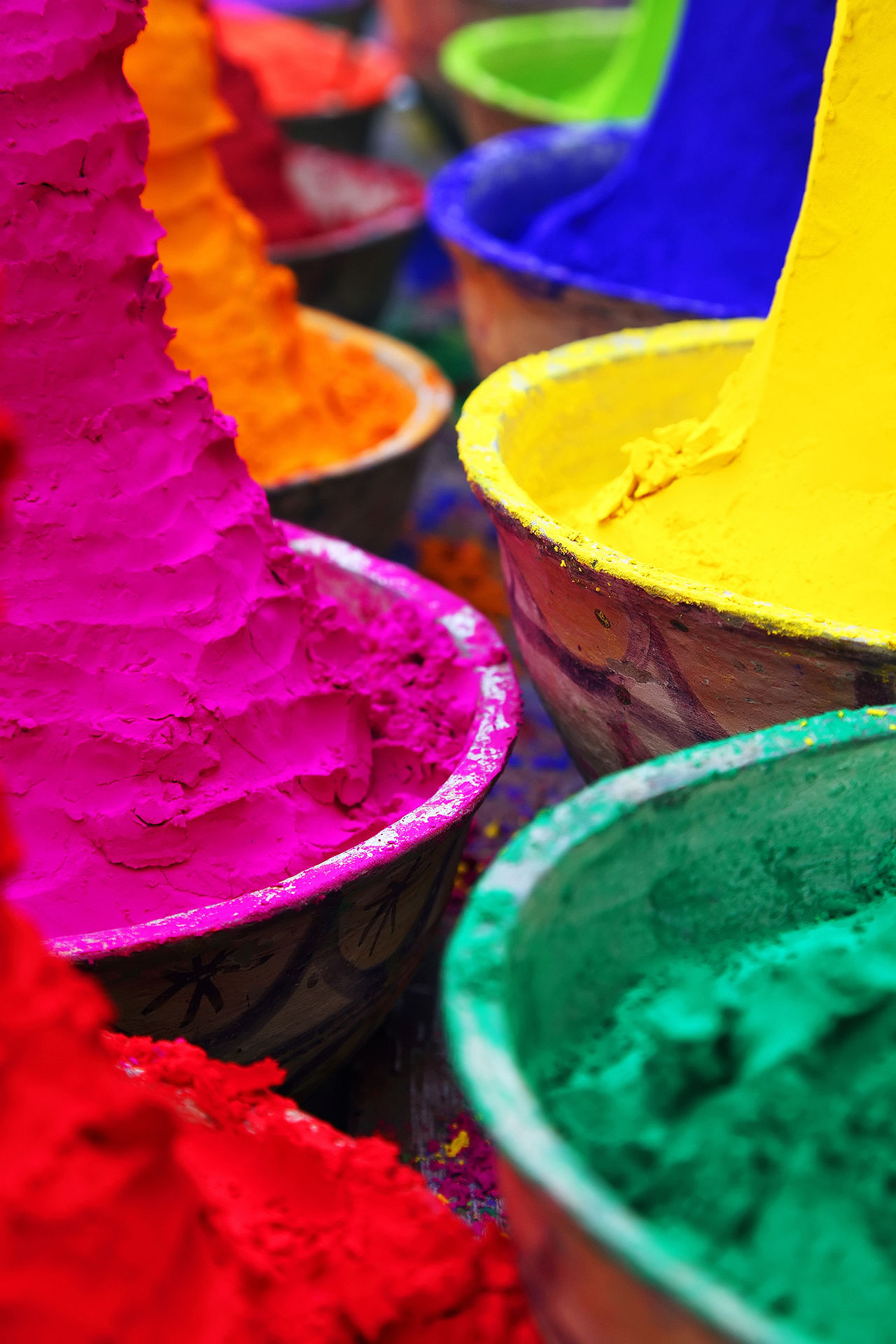 Craft Handmade India Market Multi Colored Objects Pushkar Rajasthan Textiles Travel Travel Destinations Travel Photography Valuable