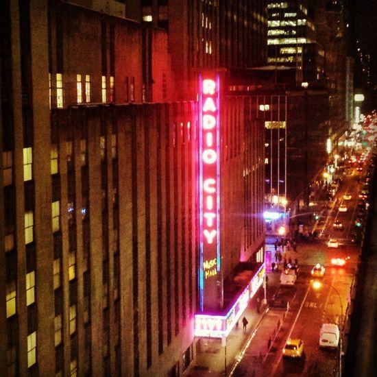 Nyclovesnyc Nycskyline  NYC Icapture_nyc Grammaster Radiocity