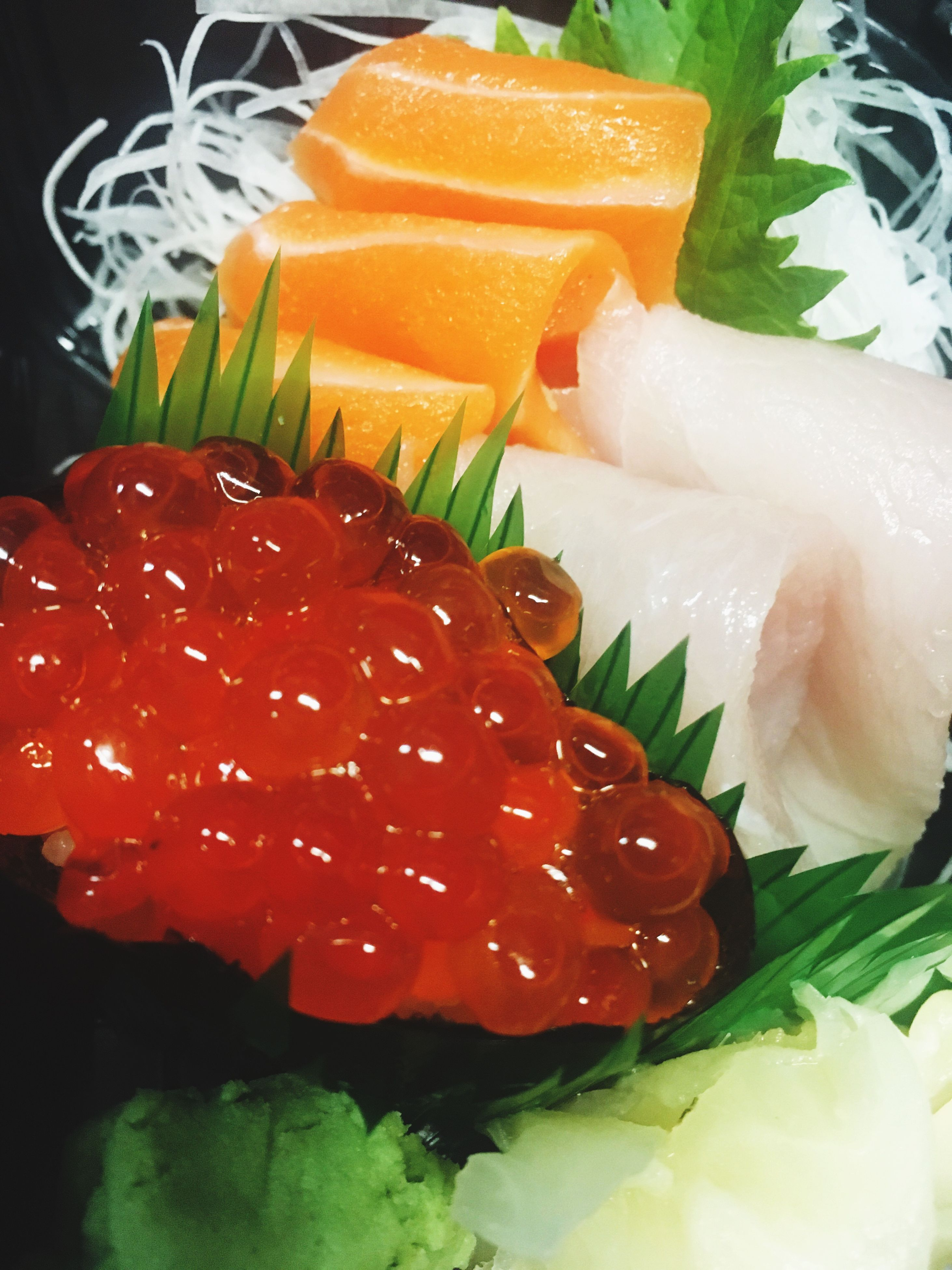 food, food and drink, freshness, healthy eating, japanese food, close-up, ready-to-eat, serving size, seafood, no people, indoors, slice, plate, sushi, sashimi