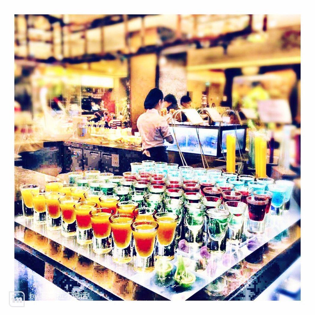 Buffet Time!!! Yummy♡ Happy New Year